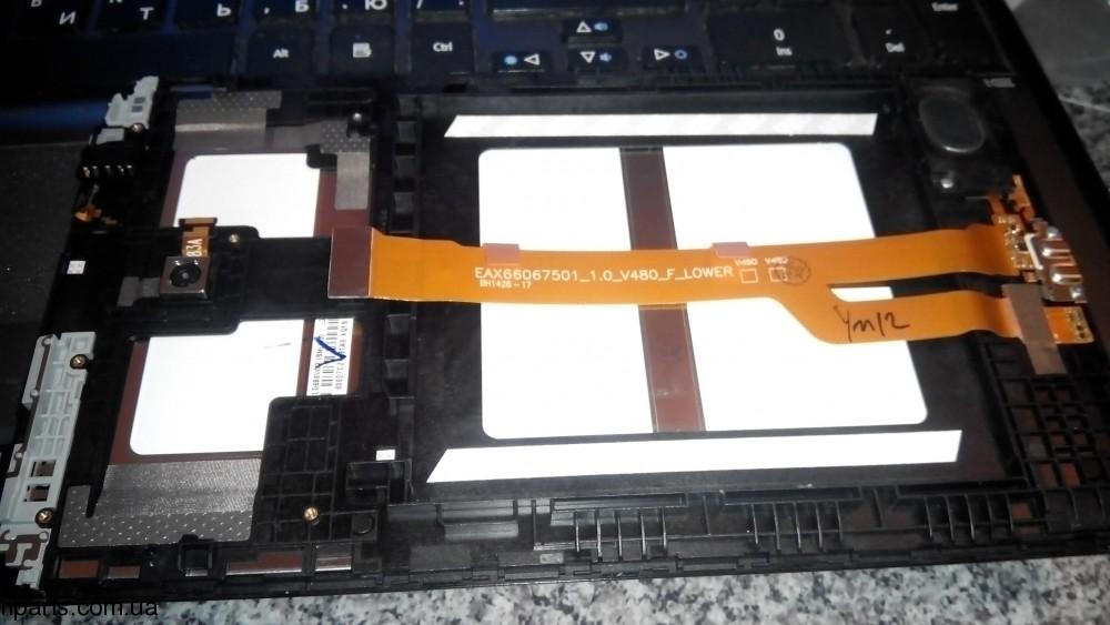 Модуль (сенсор+матрица)  для планшета LG G PAD 8.0 v490 3g под заказ - 1