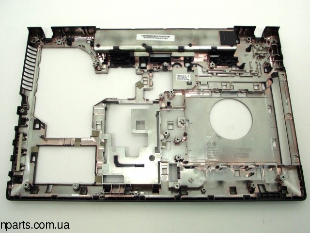 Нижняя крышка корпуса для ноутбука Lenovo G500, G505, G510  серии, черная - 1